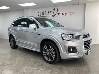 2018 Holden Captiva